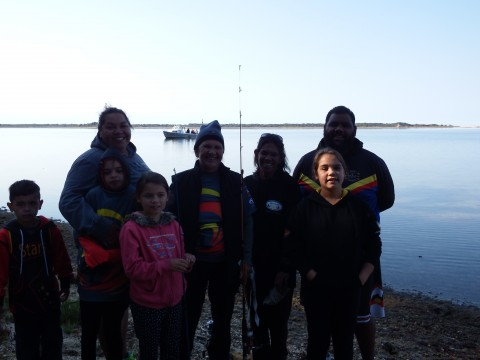 Healthy Together Lake Tyers Fishing Comp & Community Day [-o-]